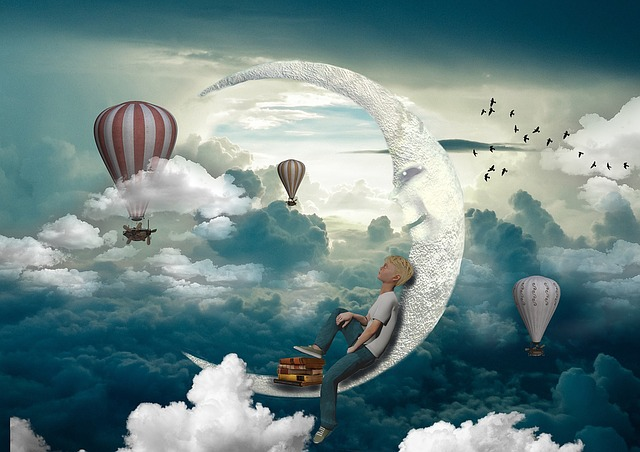 It is a well known fact that daydreams relaxes our mind and body, helps containing certain levels of stress and spark creativity